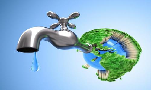 Economizando água em casa