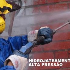 Hidrojateamento com alta pressão em Sorocaba