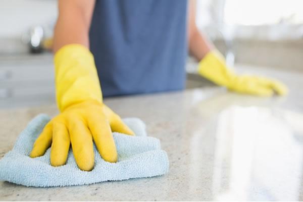 Como anda a higiene da sua casa?
