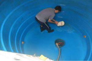 Desinfecção de caixas de água em Sorocaba