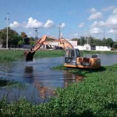 Limpeza de Lagos e lagoas em Sorocaba