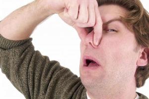 Odor fétido em sua casa: O que pode ser?