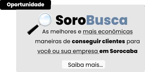 Conseguir clientes em Sorocaba Sorobusca